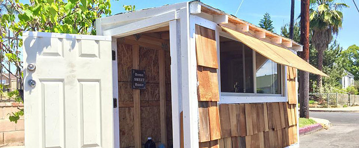 How The Tiny Home Movement Changed This Homeless Woman's Life