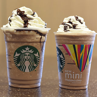 Starbucks Mini Frappuccino