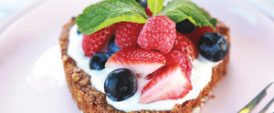 Make Your Mum's Day With This Berry Tart