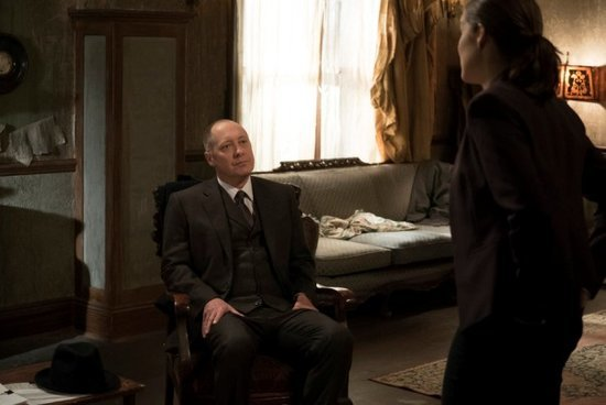 'The Blacklist' Season 2 Finale Photos: Can Red Help Liz Clear Her Name?
