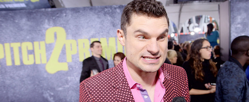 Watch DJ Flula Totally Nail Our Singing Challenge at the Pitch Perfect 2 Premiere