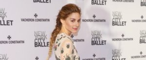 Olivia Palermo's Braid Is Fit For a Disney Princess