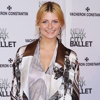 Mischa Barton Looks Better Than Ever During a Night at the Ballet