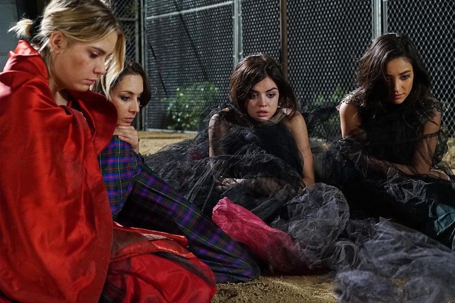 pretty little liars season 6 premiere date