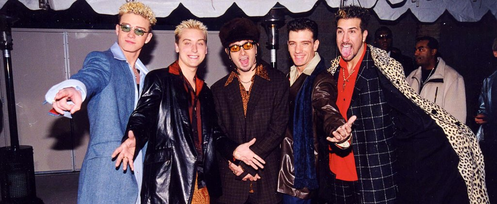 *NSYNC Appears to Have Secretly Ended Up in a Star Wars Movie