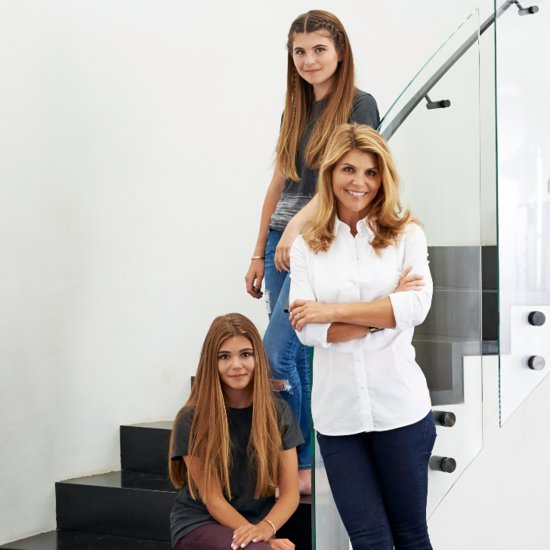 Lori Loughlin and Mossimo Giannulli's Renovated LA Mansion