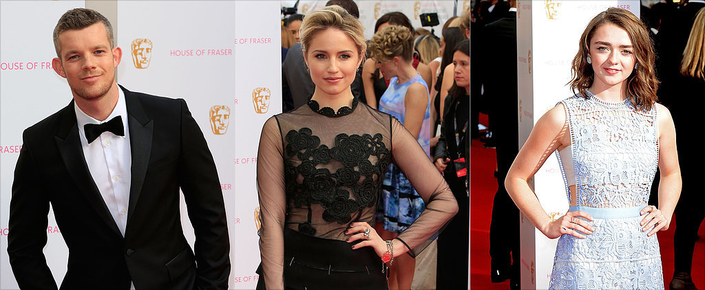 See All the Stars at the BAFTA TV Awards!