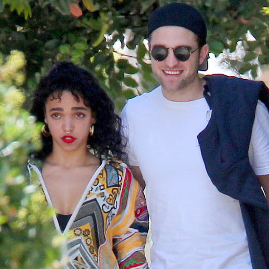 Robert Pattinson and FKA Twigs in LA May 2015   Pictures