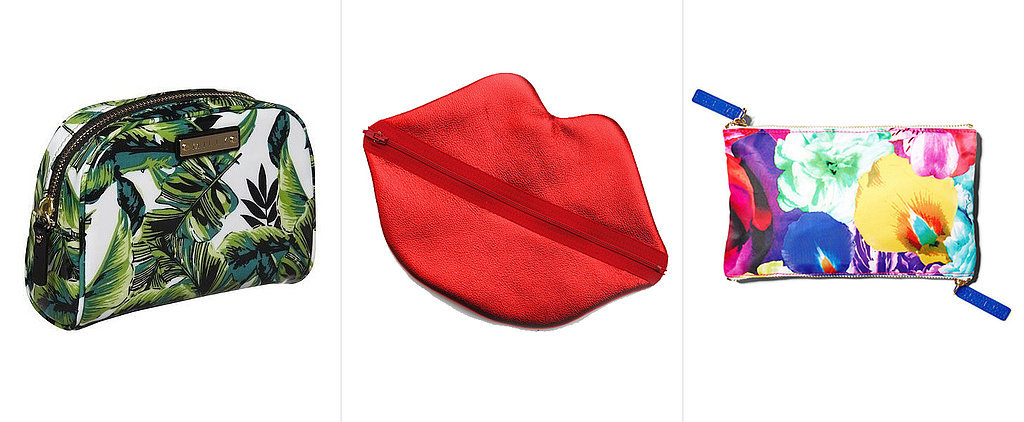 10 Seriously Chic Makeup Bags That Double as Clutches