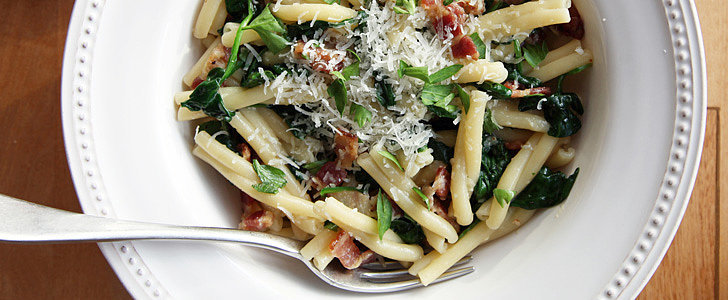 10 Secrets to Healthy Pasta