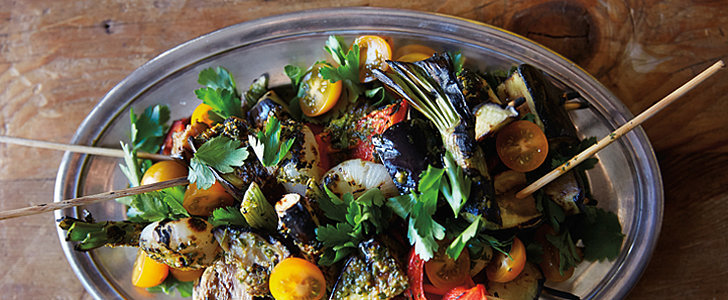 A Quick and Easy Vegetarian Appetizer That's Perfect For Summer Parties