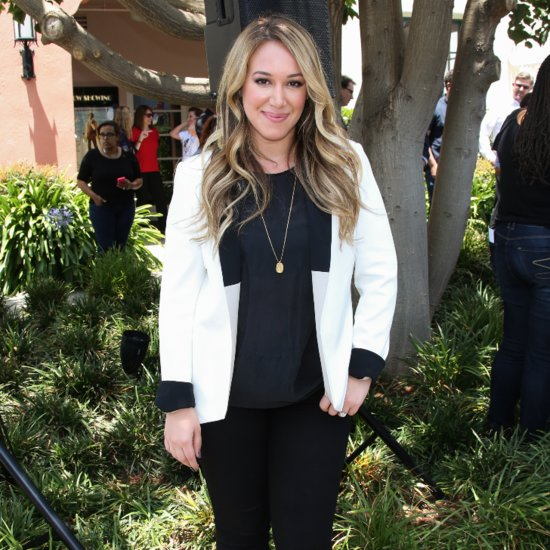 Haylie Duff Gives Birth to a Baby Girl