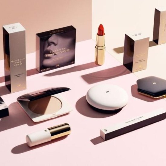 H&M Launches Beauty Products