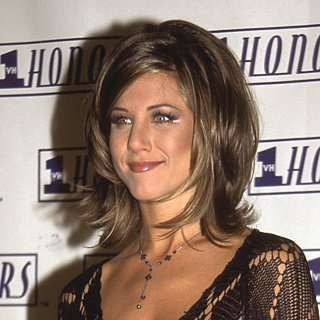 "Jennifer Aniston Describes Her '90s Haircut as ""Cringe-y"""