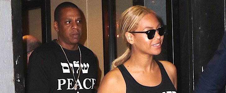 Beyoncé and Jay Z Share Messages of Positivity After Attending a Baltimore Peace Rally