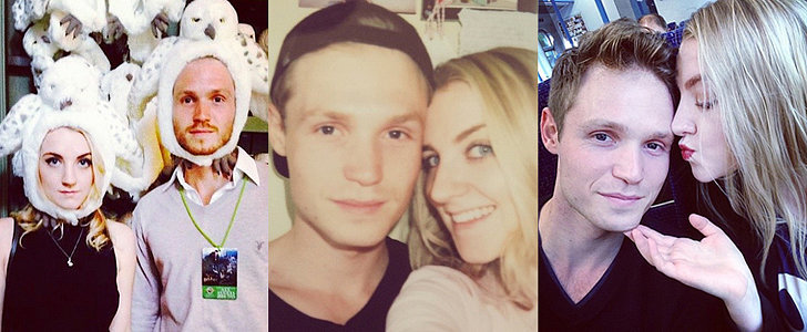 These 2 Harry Potter Stars Couldn't Be Cuter Together