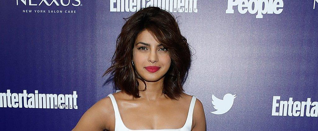 Priyanka Chopra Shares Her Zesty Secret to Summer Skin
