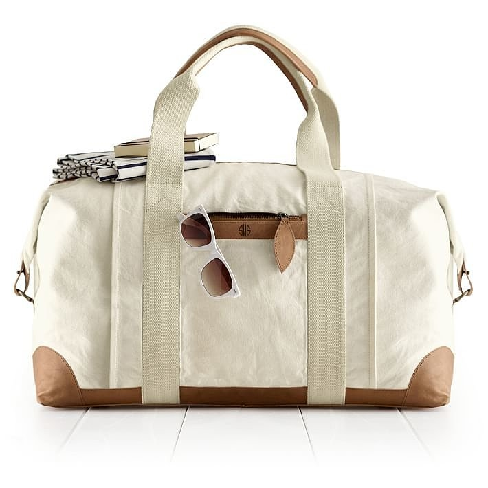 Innovative Burberry Women39s 39Haymarket39 Weekender Bag  13278533  Overstock