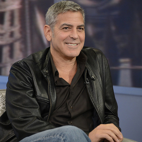 """George Clooney Gushes Over Amal: """"I Couldn't Be Happier"""""""