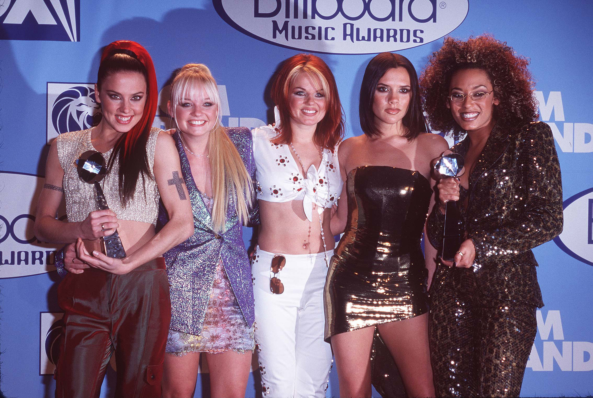 a995aa37bd66 December 10-11th 1997 - Spice Girls arrive in Manaus