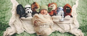 Geeky Baby Photo Shoots Are Too Cute For Words