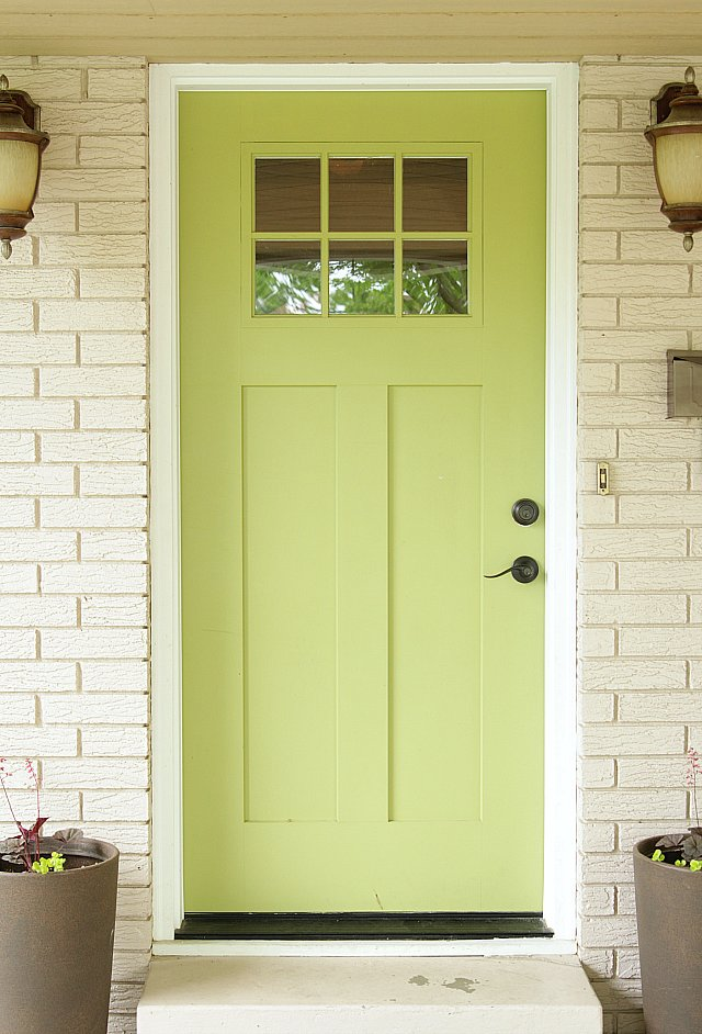 What paint colors to use on your front door popsugar home Best color for front door to sell house