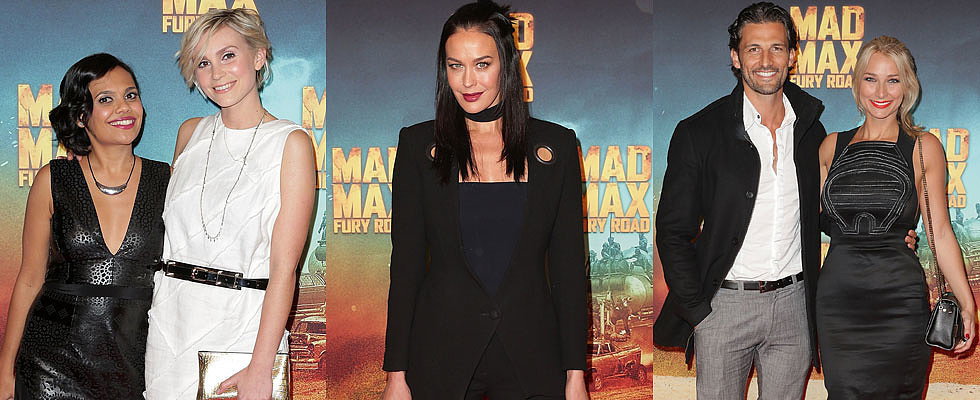 Mad Max: Fury Road Brings All the Celebrities to the Red Carpet