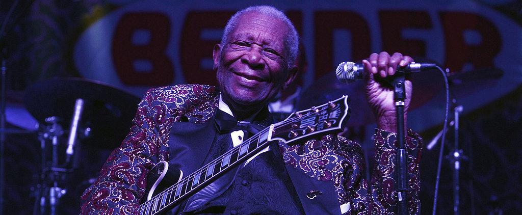 Legendary Musician B.B. King Dies at 89