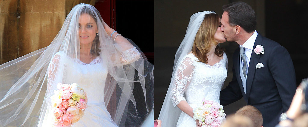 See Geri Halliwell's Gorgeous Wedding Pictures!