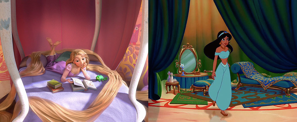 Fairy-Tale Apartment Inspiration For a Modern Disney Princess