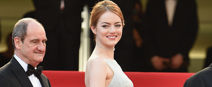 Emma Stone Looks Like a '90s Bride at Cannes —Was It the Right Move?