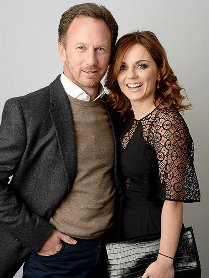 Geri Halliwell Marries Christian Horner