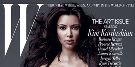 Stefano Tonchi, W Magazine Editor-in-Chief: We're 'Still Paying' For Putting Kim Kardashian On The Cover