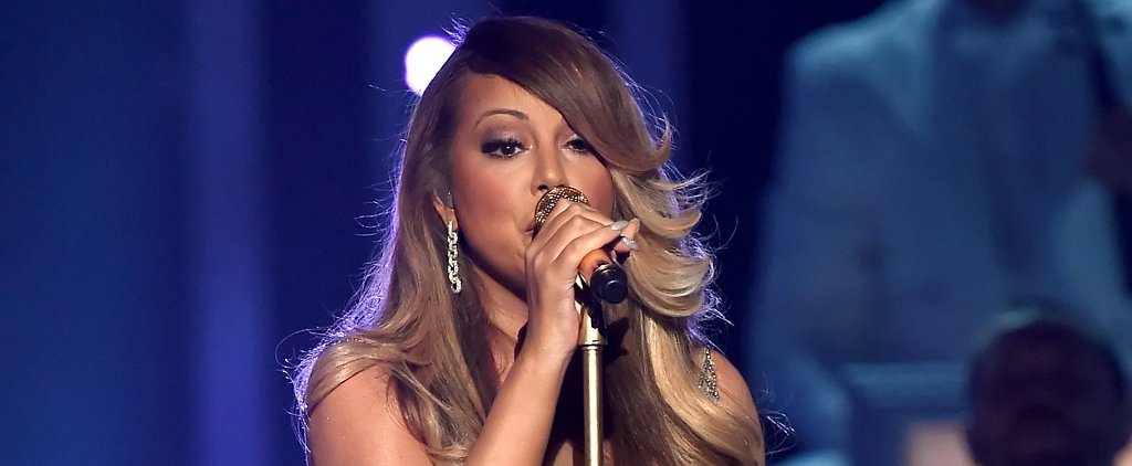 Mariah Carey Sang Your Favorite Old Mariah Jam at the Billboard Awards
