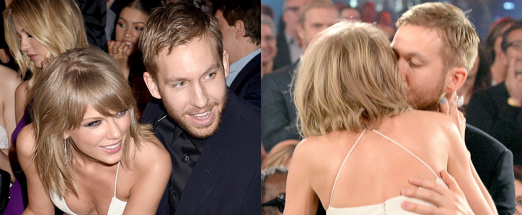 The 24 Cutest PDA Pictures of Taylor Swift and Calvin Harris at the Billboard Music Awards