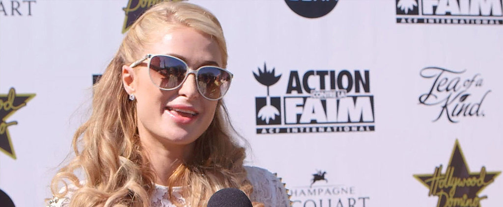 "Why Does Paris Hilton Feel ""So Happy and Blessed"" at Cannes?"