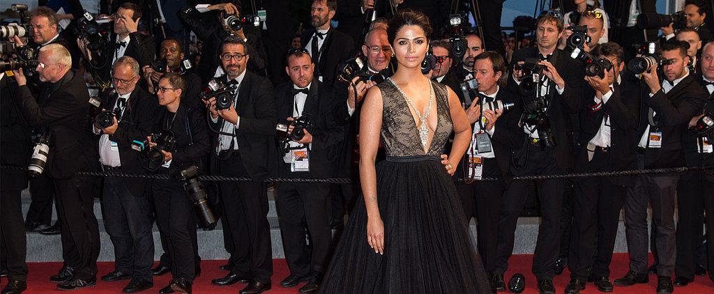 "Camila Alves on McConaughey-Alves Family Life: ""We Like to Stay Home and Hang Out"""