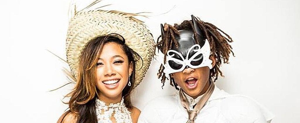 No Joke: Jaden Smith Goes to Prom Dressed as Batman