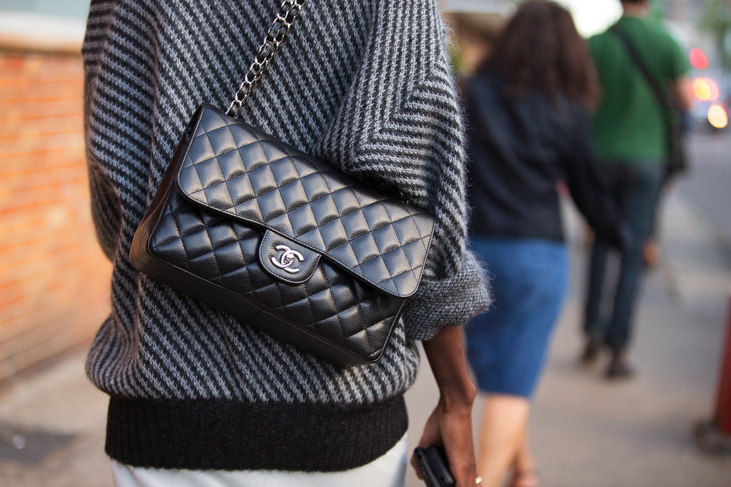 A quilted Chanel bag is one thing that will never go out of style.