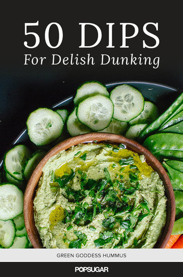 50 Dips For Delish Dunking