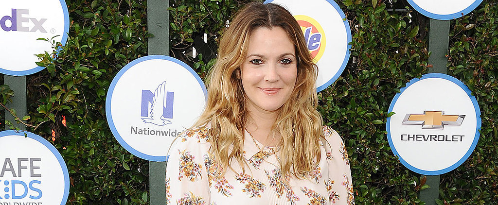 Drew Barrymore Fondly Remembers the Time She Flashed David Letterman in 1995