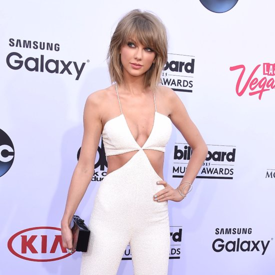 Taylor Swift's White Billboard Music Awards Jumpsuit