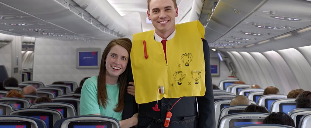 Delta's Internet-Themed Safety Video Is Unlike Any Other