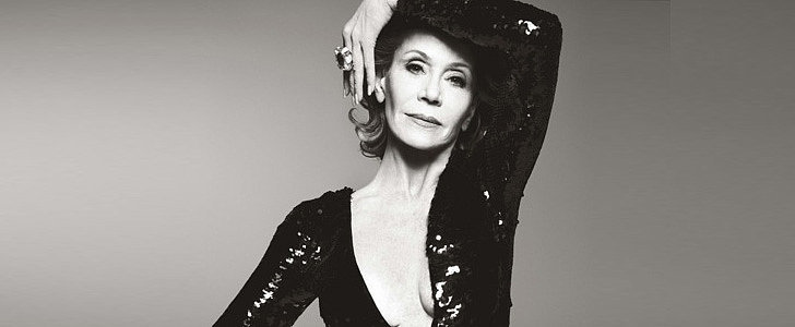 Jane Fonda Covers W Magazine at 77