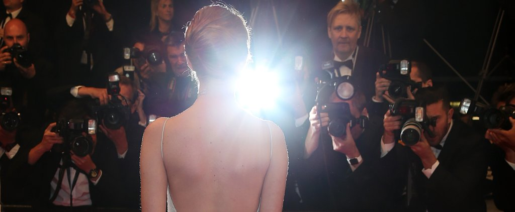 The Most Eye-Catching Cannes Snaps Are From the Back