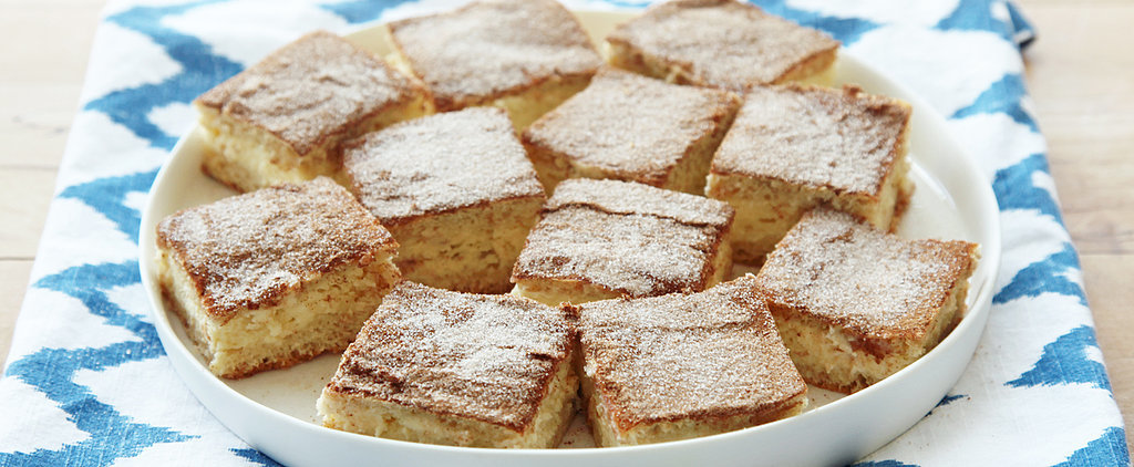 Sweet Dreams Are Made of This (6-Ingredient Churro Cheesecake Bars )