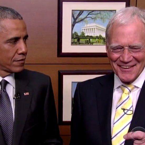 US Presidents Insult David Letterman During His Last Show