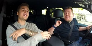 Justin Bieber Singing His Hits With James Corden Could Make You A Belieber Again