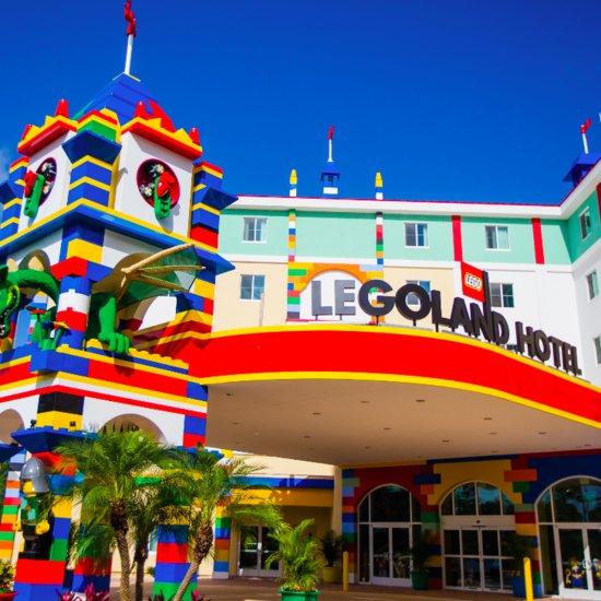 Legoland Florida Hotel Opens