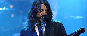 The Foo Fighters Sent Off David Letterman With His Favorite Song and a Montage